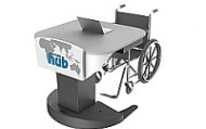 Jemson Wheelchair Accessible Lectern